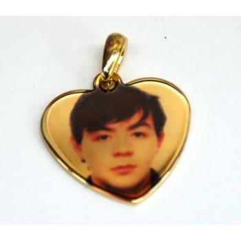 Medalla corazon